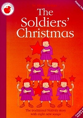 Soldiers' Christmas, The - By Alison Hedger Cover