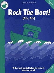 Rock The Boat - By Sheila Wilson