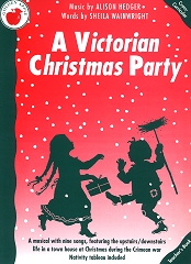 A Victorian Christmas Party - By Alison Hedger