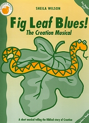 Fig Leaf Blues! - By Sheila Wilson