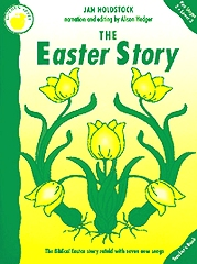 Easter Story, The - By Jan Holdstock Cover