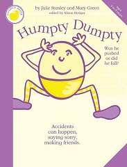 Humpty Dumpty - By Julie Stanley and Mary Green Cover