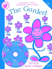 The Garden! - Jennifer S. Porter Cover