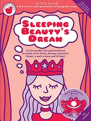 Sleeping Beauty's Dream - By Nick Toczek Cover