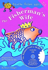 The Fisherman's Wife, Bitesize Golden Apple - Alison Hedger Cover
