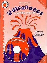 Volcanoes! - By Douglas Wootton Cover