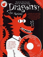 Dragons! The Musical - By Malcolm Singer