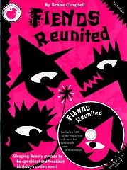Fiends Reunited - By Debbie Campbell Cover