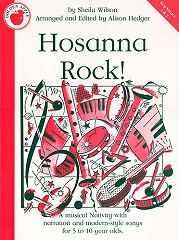 Hosanna Rock! - By Sheila Wilson