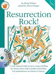Resurrection Rock! - By Sheila Wilson