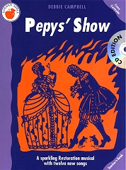 Pepys' Show - By Debbie Campbell Cover