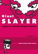 Giant Slayer - Margaret Carpenter (Book and CD) Cover
