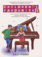 Children's Favourites - For Easy Piano