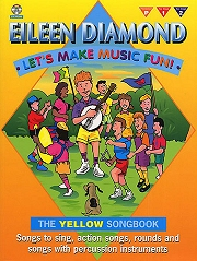 Let's Make Music Fun! - The Yellow Songbook (Book/CD)