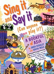 Sing It And Say It - Asia by Sara Ridgley and Gavin Mole