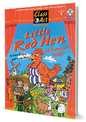 Little Red Hen - Sara Ridgley and Gavin Mole
