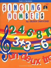 Singing Numbers - Eileen Diamond