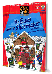 Elves And The Shoemaker, The - Sara Ridgley and Gavin Mole