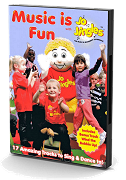 Music is Fun with Jo Jingles - DVD