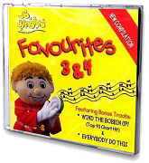 Jo Jingles Favourites 3 And 4 - Singalong CD
