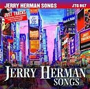 Pocket Songs Backing Tracks CD - Jerry Herman Songs Cover