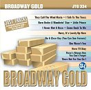 Pocket Songs Backing Tracks CD - Broadway Gold
