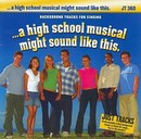 Pocket Songs Backing Tracks CD - High School Musical Might Sound Like This, A Cover