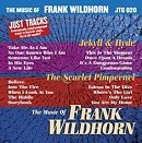 Pocket Songs Backing Tracks CD - Frank Wildhorn, The Music of