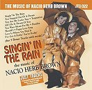 Pocket Songs Backing Tracks CD - Singin' In The Rain … The Music Of Nacio Herb Brown Cover