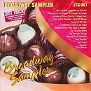 Pocket Songs Backing Tracks CD - Broadway Sampler