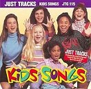 Pocket Songs Backing Tracks CD - Kids Songs Cover