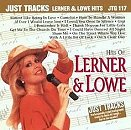 Pocket Songs Backing Tracks CD - Lerner and Lowe Cover