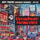 Pocket Songs Backing Tracks CD - Broadway Memories