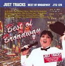 Pocket Songs Backing Tracks CD - Broadway, Best of
