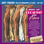 Pocket Songs Backing Tracks CD - Broadway and Films, Best of