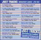 Pocket Songs Backing Tracks CD - Broadway Ladies