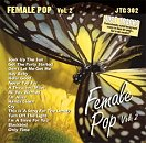 Pocket Songs Backing Tracks CD - Female Pop Vol. 2