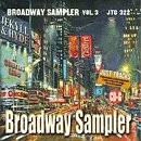 Pocket Songs Backing Tracks CD - Broadway Sampler Volume 3