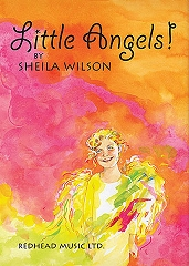 Little Angels! - By Sheila Wilson