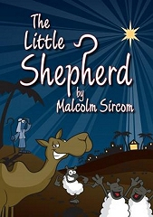 Little Shepherd, The - Malcolm Sircom Cover