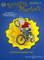 Singing Sherlock - Book 3 - Val Whitlock and Shirley Court