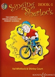 Singing Sherlock - Book 4 - Val Whitlock and Shirley Court