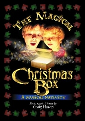 Magical Christmas Box, The - By Craig Hawes