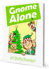 Gnome Alone - By Dave Corbett