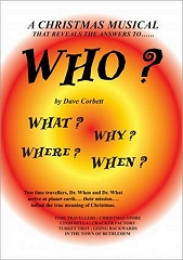 Who? - By Dave Corbett