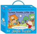 Music For Kids: Jingle Puzzle - Twinkle Twinkle Little Star (Jigsaw Game/CD)
