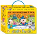 Music For Kids: Jingle Puzzle - Old Macdonald Had A Farm (Jigsaw Game/CD)