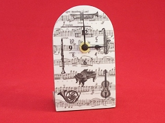 Instruments Mini Clock