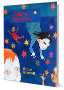 More Sparks (Booklet And CD Pack) - Steve Grocott Cover