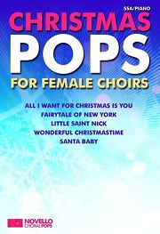 Novello Choral Pops - Christmas Pops For Female Choirs